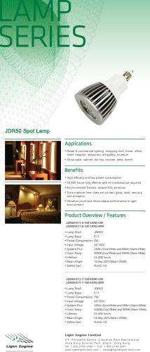JDR50 Spot Lamp