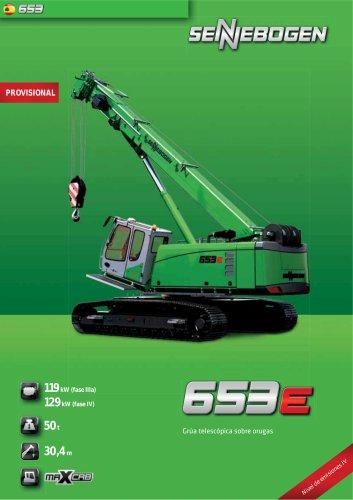 653 Crawler E-Series
