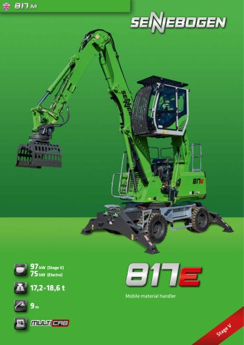 817 M E-Series