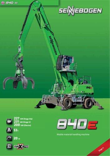 840 M E-Series