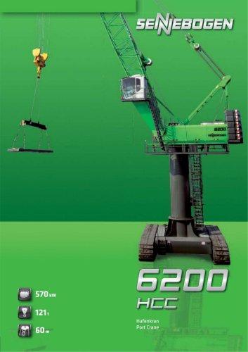 Harbour Crane 6200 HMC - Crane Line
