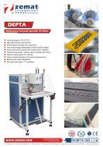 DEPTA | Multipurpose foot pedal operation HF Welder