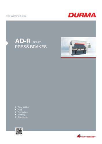 AD-R Press Brakes