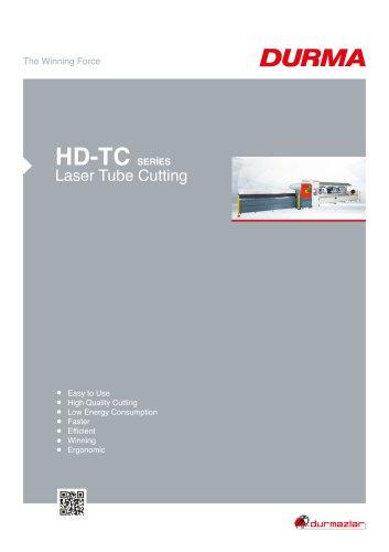 HD-TC Profile - Pipe Cuting Fiber Laser