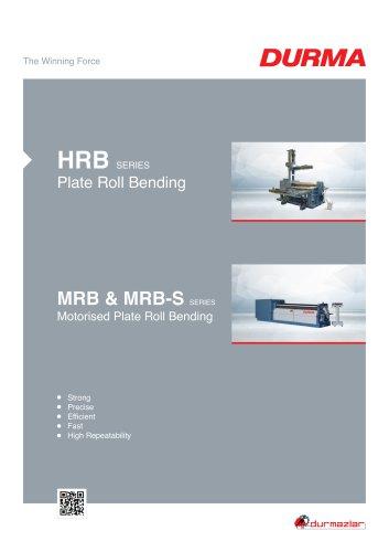 HRB-4 Roll Bending Machine