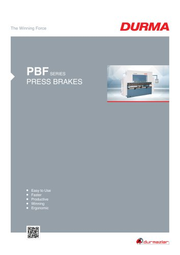 PBF Press Brakes