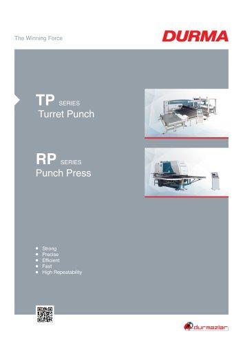 TP Turret Punch Press