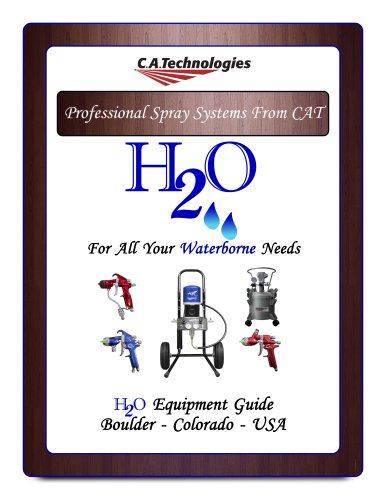 H2O Equipment Guide