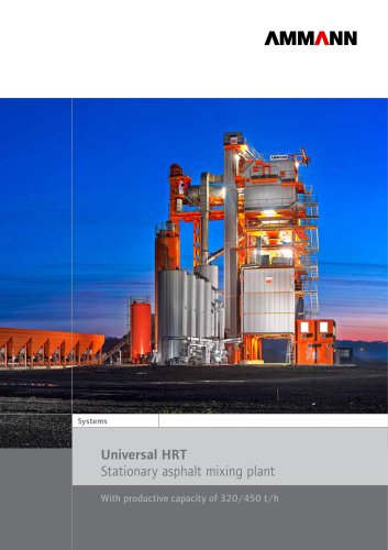 Universal HRT