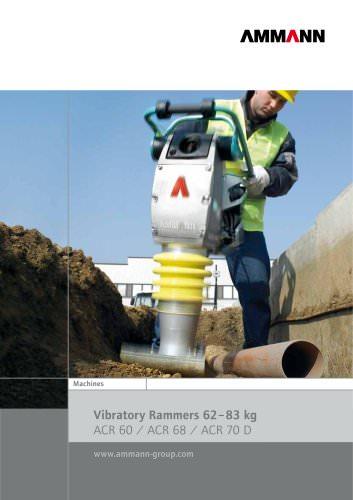 Vibratory Plate ACR 60, 68, 70