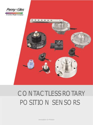 Contactless Rotary Position Sensors