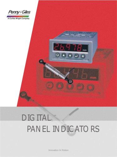 Digital Panel Indicators