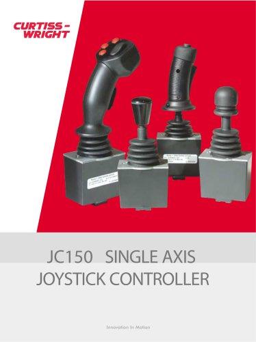 JC150 Single Axis Joystick Controller