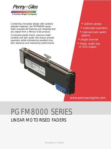PGFM8000 SERIES