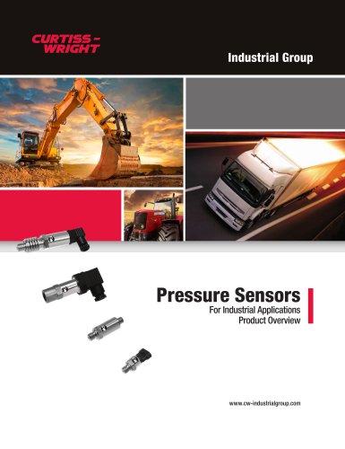 Pressure Sensors - Overview Brochure