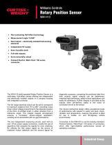 Rotary Position Sensor WM-H10