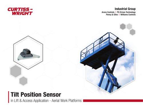 Tilt Position Sensor
