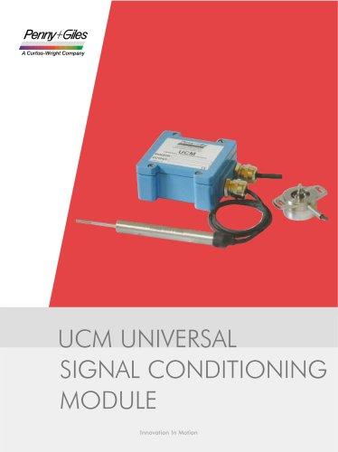 UCM Universal Conditioning Module
