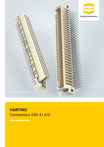 HARTING Connectors DIN 41 612