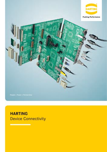 HARTING Device Connectivity