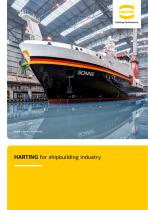 HARTING for shipbuilding industry
