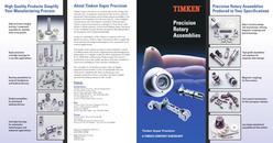 Catálogo de rodamientos de rodillos cónicos de Timken