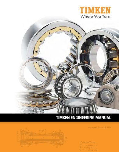 Timken Engineering Manual
