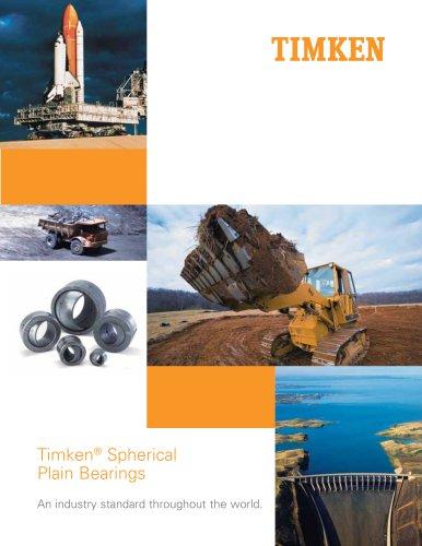 Timken® Spherical Plain Bearings