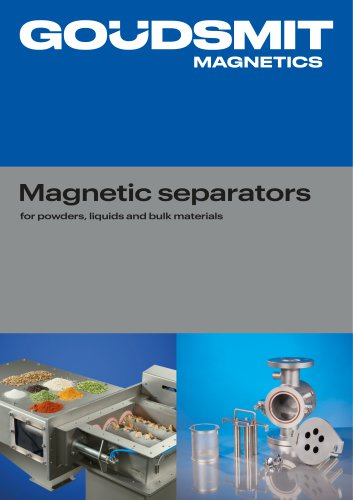 Magnetic separators