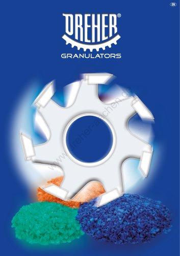 Dreher Granulators overview