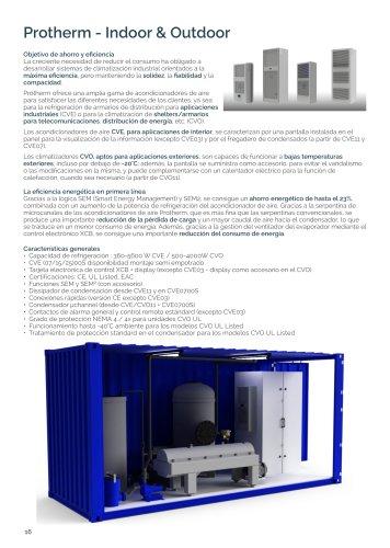 Protherm Indoor - Acondicionadores de aire murales