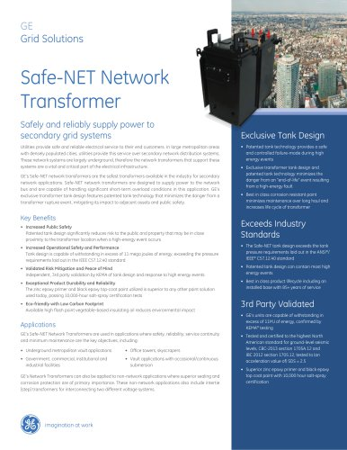 Safe-NET Network Transformer