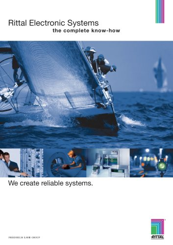 Electronic Systems - the complete know how