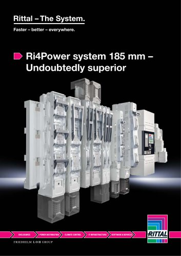Ri4Power system 185 mm – Undoubtedly superior