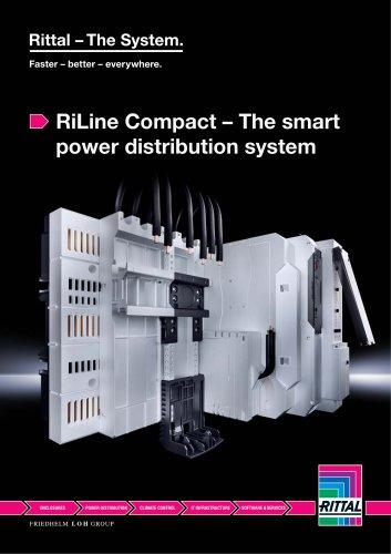 RiLine Compact – The smart power distribution system