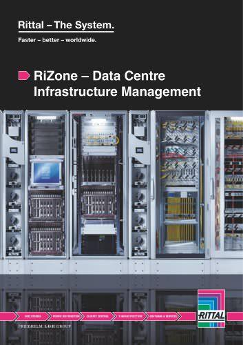 RiZone-Data center Infrastructure management