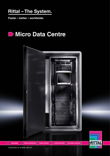 Security safes for compact data centers