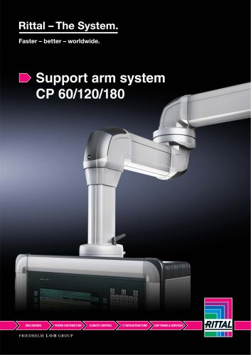 Support arm system CP 60/120/180