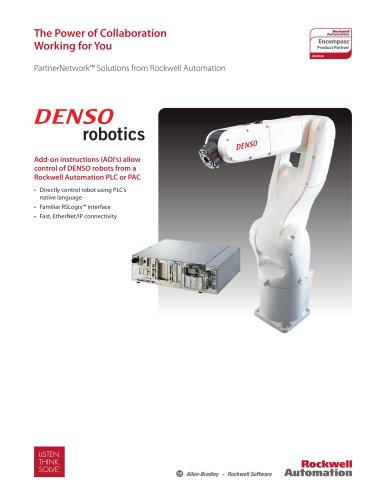 Encompass Partner - DENSO Robotics