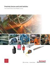 Proximity and Limit Switch Cord Products