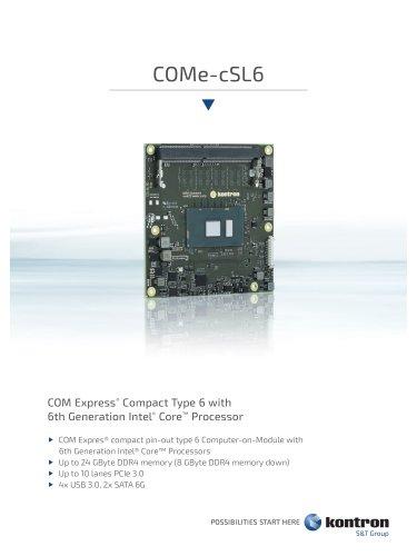 COMe-cSL6