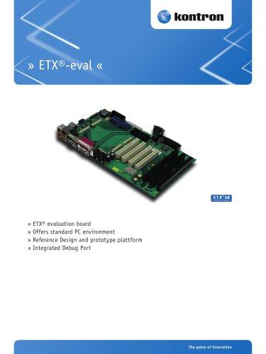 ETX® Eval