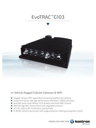 EvoTRAC™G103