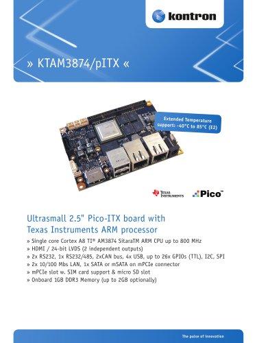 KTAM3874/pITX