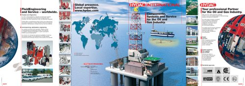 Components, Systems and Service for the Oil and Gas Industry.