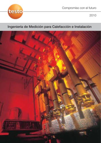 Ingeniería de Medición para Calefacción e Instalación