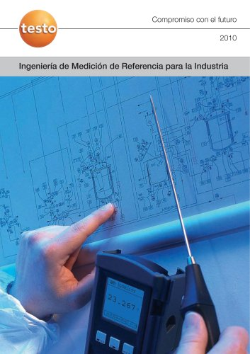 Ingeniería de Medición de Referencia para la Industria