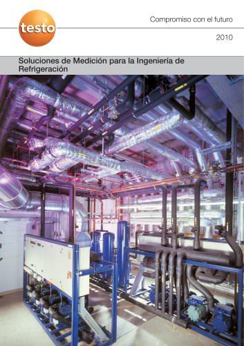 Soluciones de Medición para la Ingeniería de Refrigeración