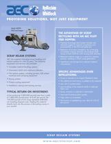 VI Series Edge Trim Conveying Systems