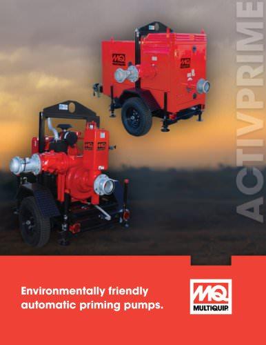 ActivPrime - Automactic Priming Pumps brochure 2013